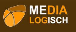 Logo Medialogisch