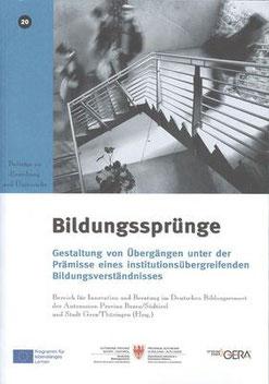 Bildungssprünge, Edition Raetia Verlag