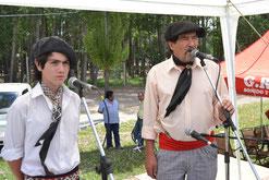 Facundo y Miguel Ángel