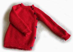Wollpullover für Babys und Kleinkinder gestrickt von ritsch-ratsch
