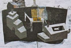 家路 (2008)      アクリル / M10