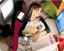 ¡ Mucha Tecnología HACE MAL !...