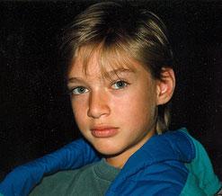 Boris en 1986