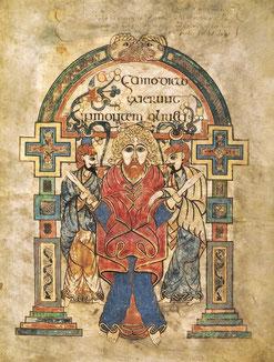 Livre de Kells, folio 114r
