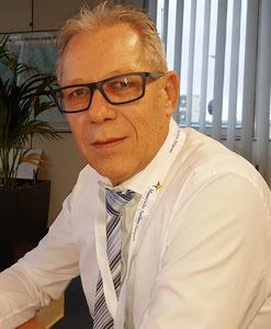 Managing Director Wiel Dohmen of Maastricht Aachen Airport  -  photo: ms