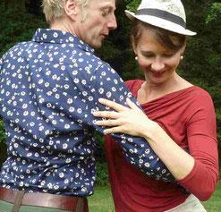 Jens Bodenberger und Katrin Stelzer