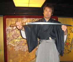 十市県主 今西家 当主 今西啓仁 The Imanishi of Tochiagatanushi clan head of a clan Keiji Imanishi