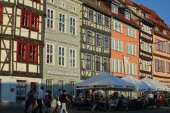 Erfurt, Am Domplatz