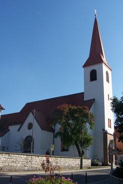 Foto: Christuskirche Quelle: neumarkt-evangelisch.de