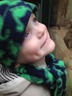 Youngster had bone marrow transplant from his brother last year