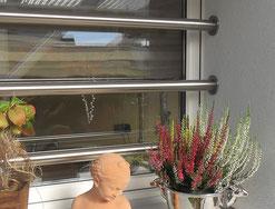 Fenstersicherung Edelstahl