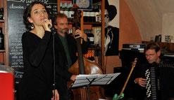 Ligia's Tango Train @ Werkstatt Murberg