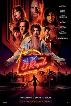 Sale Temps à l'Hôtel El Royale de Drew Goddard - 2018 / Thriller