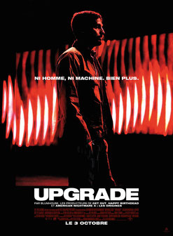 Upgrade de Leigh Whannell - 2018 / Science-Ficiton