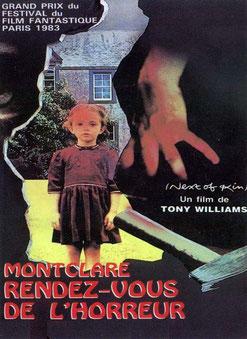 Montclare - Rendez-Vous De l'Horreur de Tony Williams - 1982 / Epouvante - Horreur
