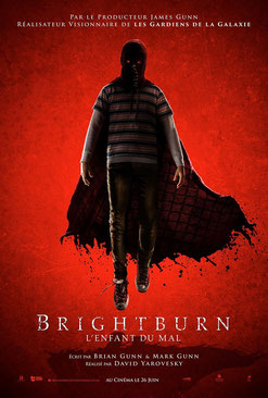 Brightburn - L'Enfant Du Mal de David Yarovesky (2019 / Horreur)