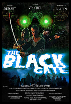 The Black Gate (2017)