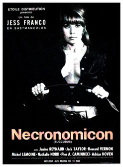 Necronomicon de Jesús Franco - 1968 / Horreur