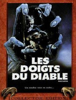 Les Doigts Du Diable de Alfredo Zacarias - 1980 / Horreur