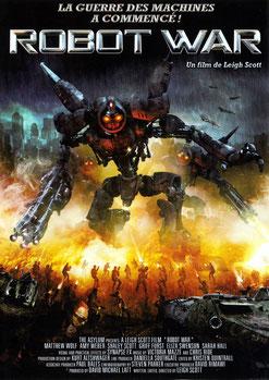 Robot War de Leigh Scott (2007)
