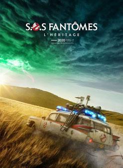 S.O.S. Fantômes : L'Héritage (2021)
