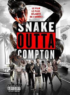 Snake Outta Compton de Hank Braxtan - 2018 / Comédie - Horreur