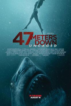 47 Meters Down - Uncaged de Johannes Roberts (2019)