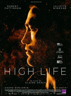 High Life de Claire Denis - 2018 / Science-Fiction