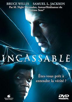 Incassable de M. Night Shyamalan - 2000 / Thriller