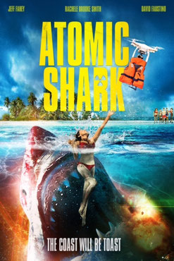 Atomik Shark d'A.B. Stone - 2016 / Science-Fiction - Animal Tueur