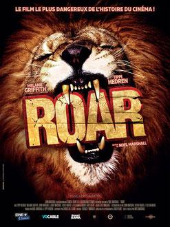 Roar de Noel Marshall - 1981/ Thriller - Animal Tueur