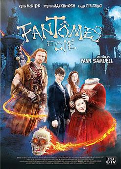 Fantômes et Cie de Yann Samuell - 2011 / Fantastique