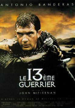 Le 13eme Guerrier de John McTiernan & Michael Crichton - 1999 / Fantastique