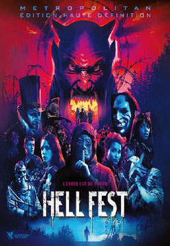 Hell Fest de Gregory Plotkin - 2018 / Horreur