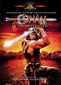 Conan Le Destructeur de Richard Fleischer - 1984 / Heroic-Fantasy - Fantastique