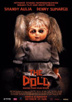 The Doll de Rocky Soraya - 2016 / Horreur