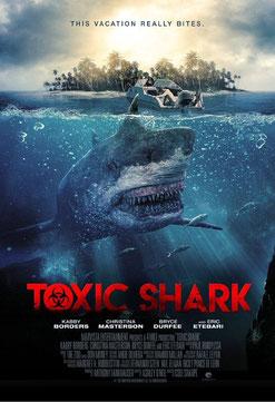 Toxic Shark de Cole Sharpe (2017)