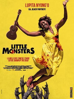 Little Monsters de Abe Forsythe (2019)