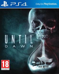 Test du jeu-vidéo Until Dawn sur PS4