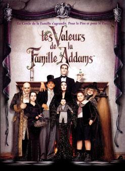 Les Valeurs De La Famille Addams de Barry Sonnenfeld - 1933 / Fantastique