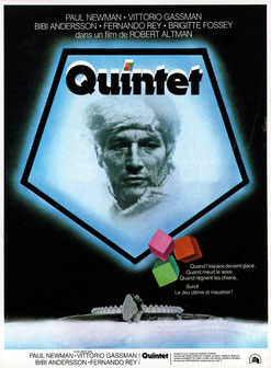 Quintet de Robert Altman - 1979 / Fantastique