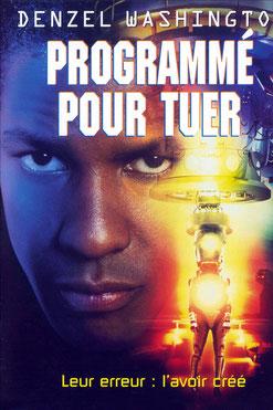Programmé Pour Tuer de Brett Leonard - 1995 / Science-Fiction