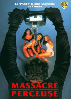 Massacre à la Perceuse de Sally Mattison (1990)