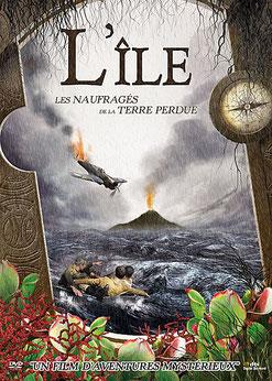 L'Île - Les Naufragés De La Terre Perdue de Olivier Boillot - 2011 / Fantastique