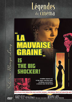 La Mauvaise Graine de Mervyn LeRoy - 1956 / Thriller - Horreur