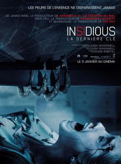 Insidious 4 - La Dernière Clé de Adam Robitel - 2018 / Epouvante - Horreur