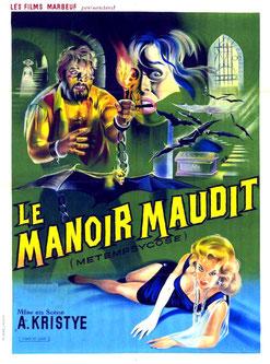Le Manoir Maudit de Antonio Boccaci - 1963 / Horreur