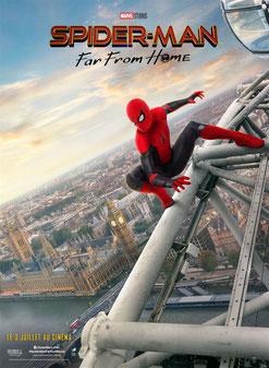 Spider-Man - Far From Home de Jon Watts (2019)