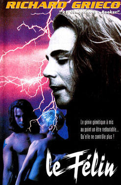 Le Félin de Paul Donovan - 1993 / Scince-Fiction - Horreur