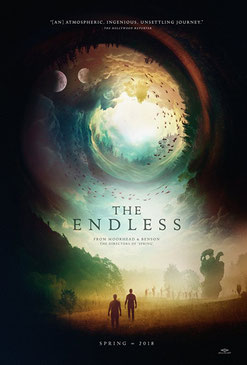The Endless de Justin Benson & Aaron Moorhead (2017)